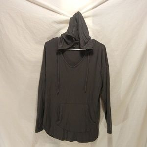 Banana Republic Long Sleeve Cloth Hoodie